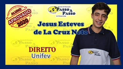 Jesus Esteves de La Cruz Neto
